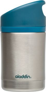 Insulated Kids Food Jar - berry