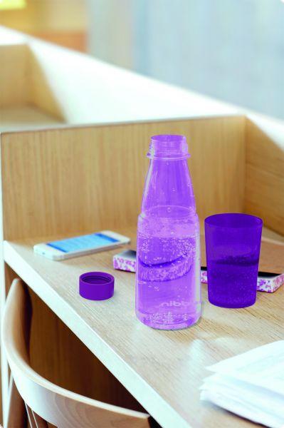 Aladdin Trinkflasche CRAVE endlich auch für kohlensäurehaltige ...