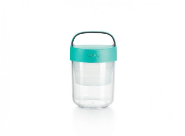 Lékué Jar to go 400 ml - Türkis